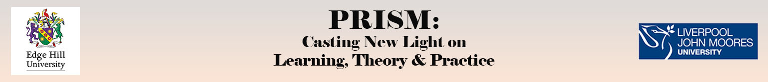 PRISM casting new light on learning, theory and practice